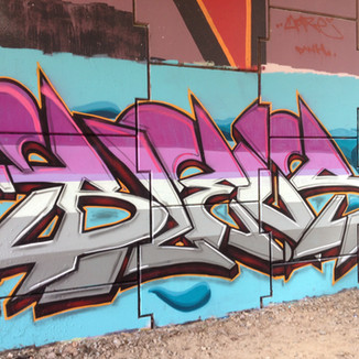 Graffiti Art by Bart