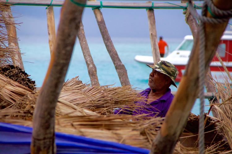 Worker Maldives