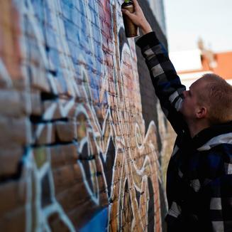 Graffiti Art by Bart van Kervinck