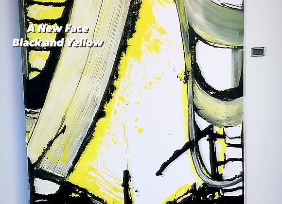 A NEW FACE - BLACK & YELLOW