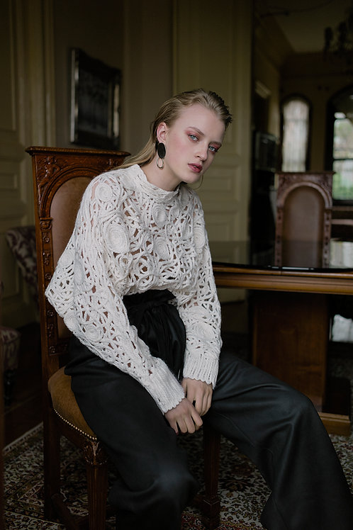 Embroidery Knitwear