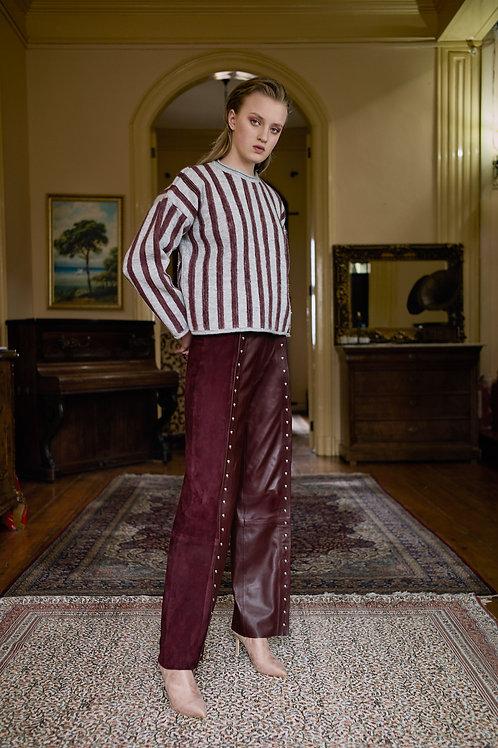 Bold Stripe Knitwear
