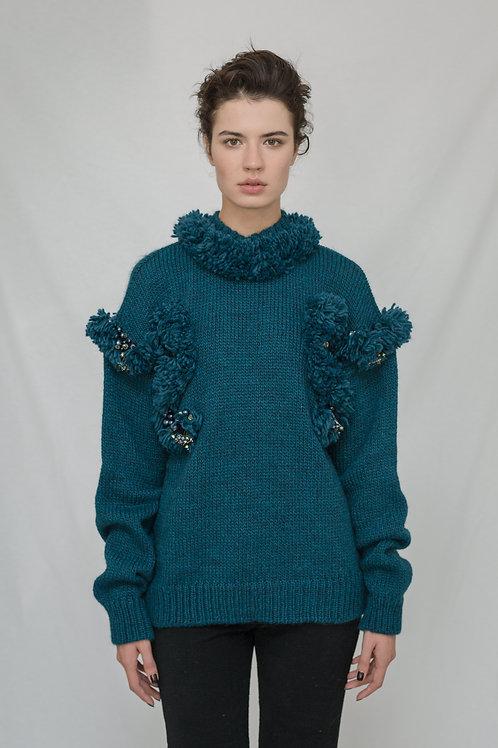 Knitwear with Tassels