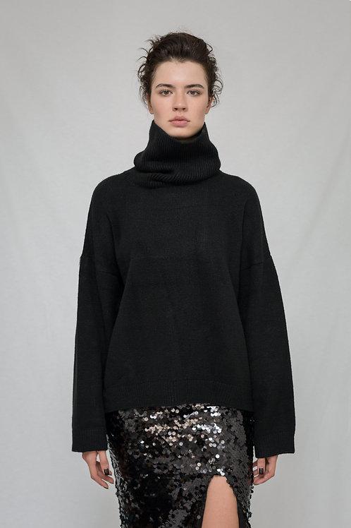 Polo Neck Knitwear
