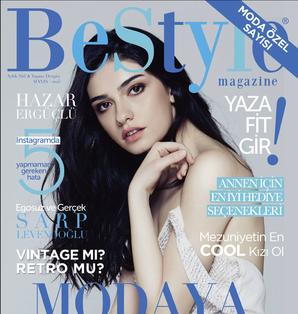 Hazar Ergüçlü For Bestyle Turkey May. 2015