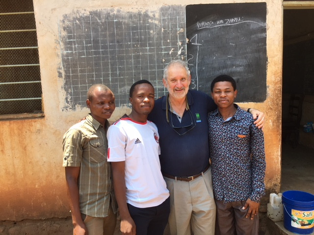 The LBW Trust helps make a difference in Tanzania with a teachers trainee program