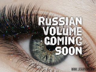Russian Volume Coming Soon