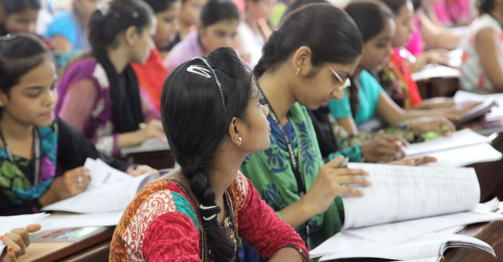 The LBW Trust supports women's education.