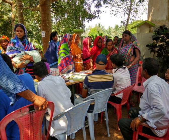 Doctors on Village Call - VECT medical graduates benefit from LBW Trust support