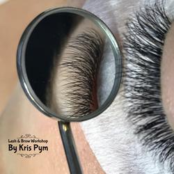 Hybrid Eyelash Extensions - Torquay