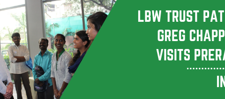 Progress updates from LBW Trust partners