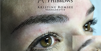 PhiBrows Microblading By Lash & Brow Workshop - Kris Pym