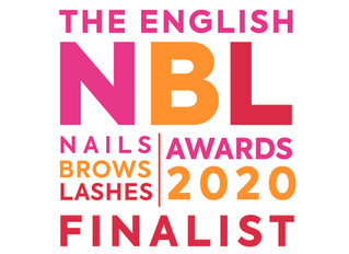 English NBL Awards 2020 Finalist
