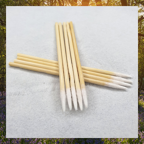 Brow Tidy Up Cotton Sticks