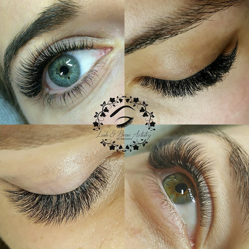 Kris Romsee from Lash & Brow Workshop in Torquay will be training with legendary Master Lash Artist Bryony Barclay.