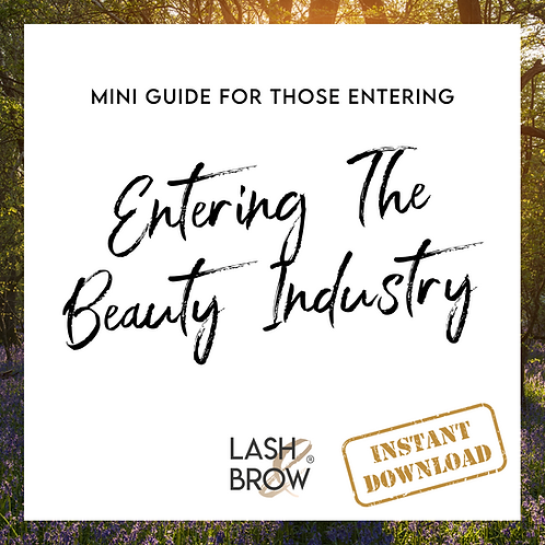 Tips & Tricks For Those Entering The Beauty Industry