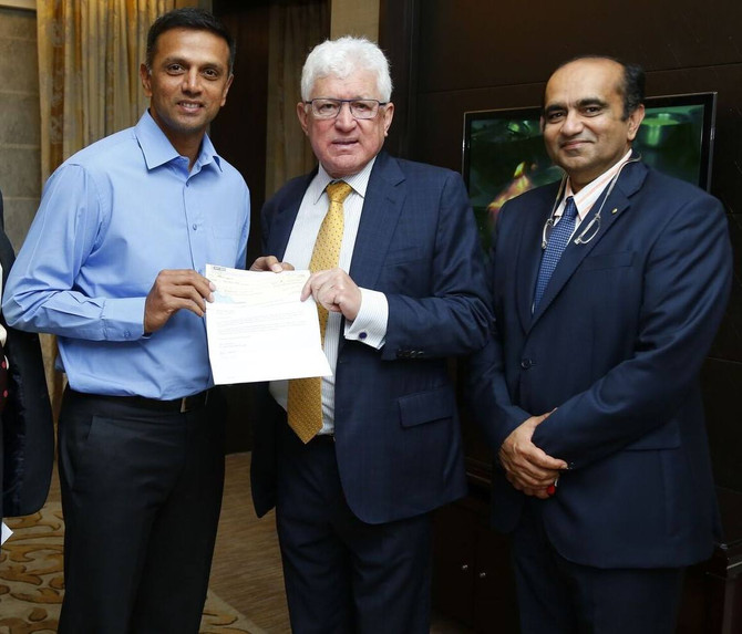 Link Marketing Services presents cheque to LBW Trust NGO Prerana