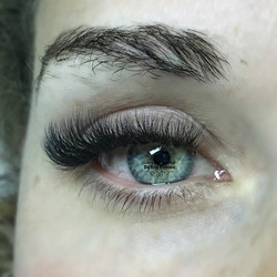 Russian Volume Lashes in Torquay