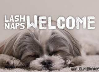 Have a Lash Nap!