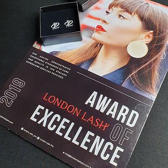 Kris Pym Award of Excellence Torquay Dev