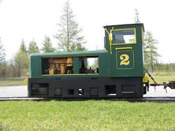 #2 locomotive