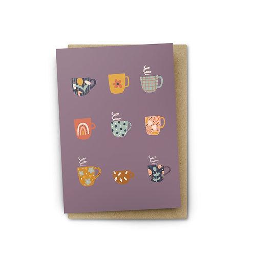 Cups Card $6