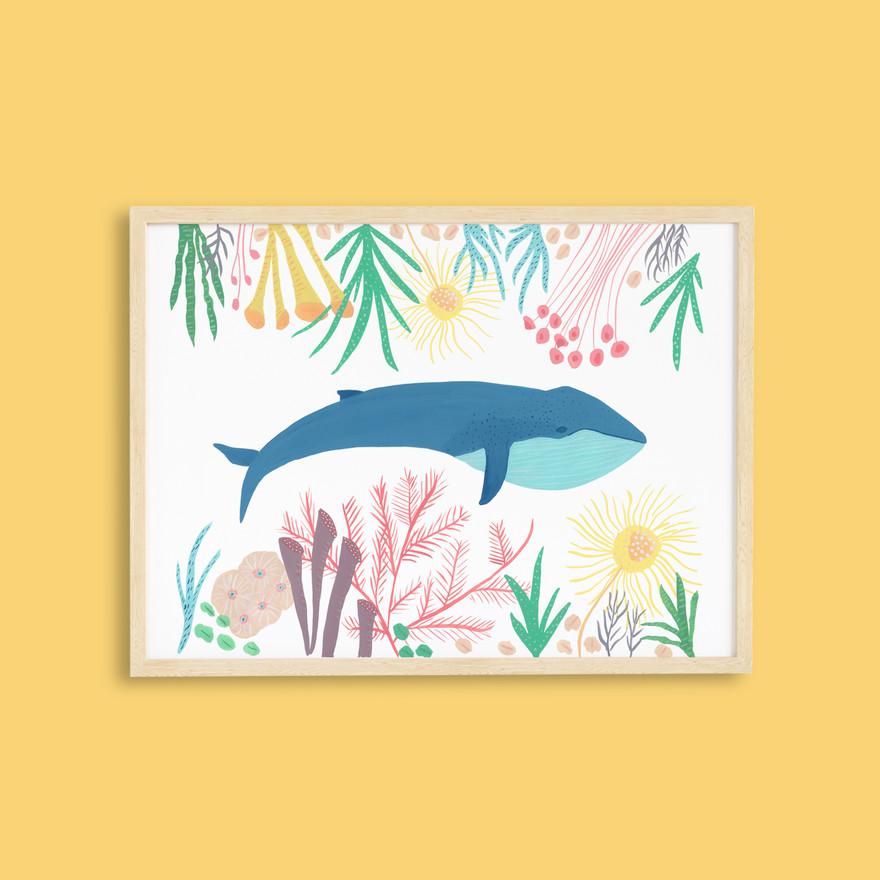 Whale & Sealife Etsy 24x24 Frame.jpg