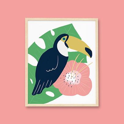 Toucan Etsy 24x24 FULL Frame.jpg