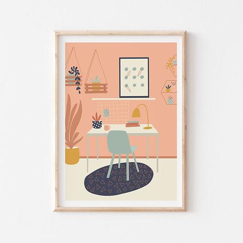 The Studio Print