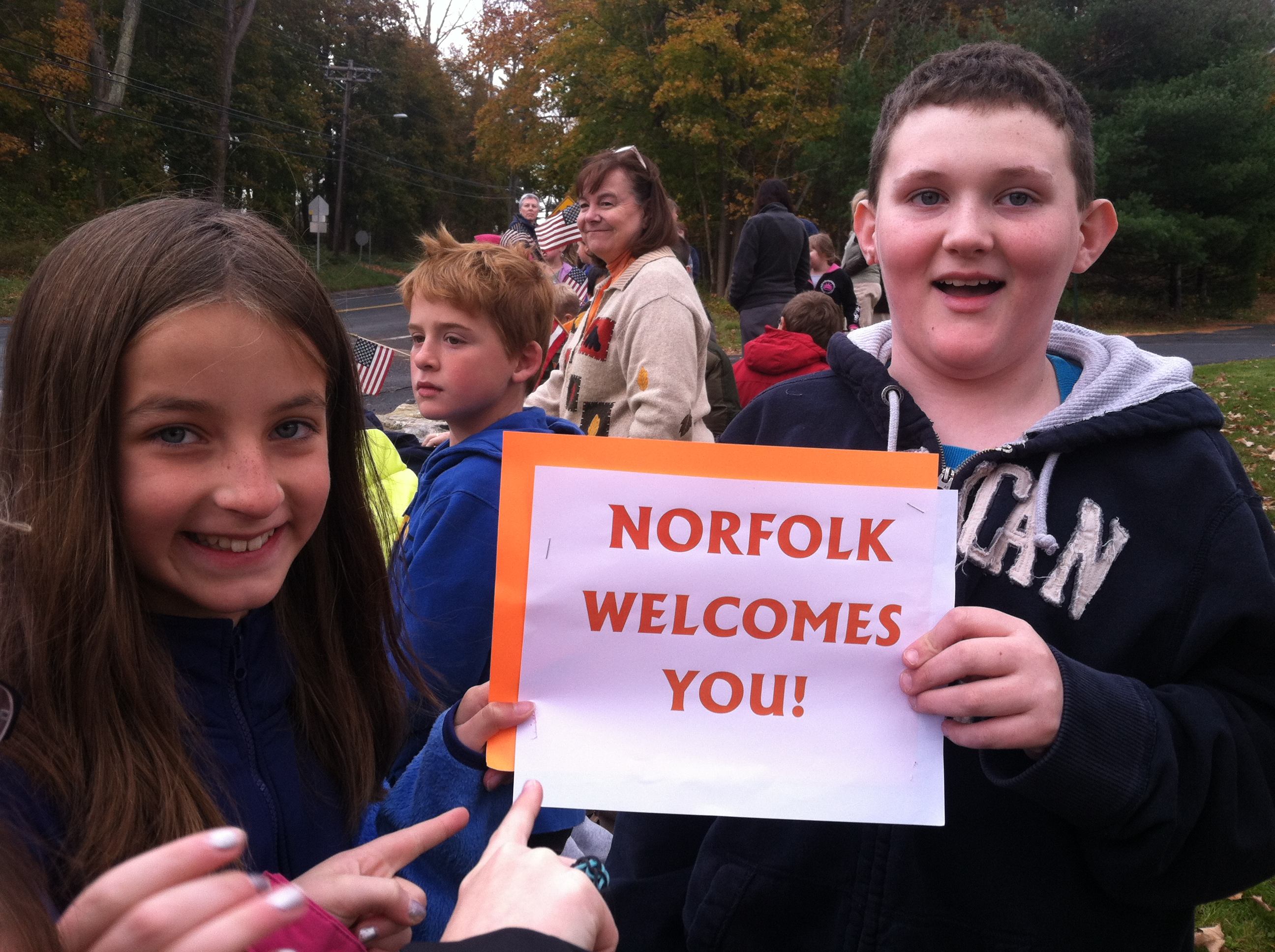 Welcome to Norfolk!