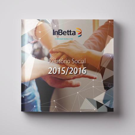 InBetta lança Relatório Social 2015/2016