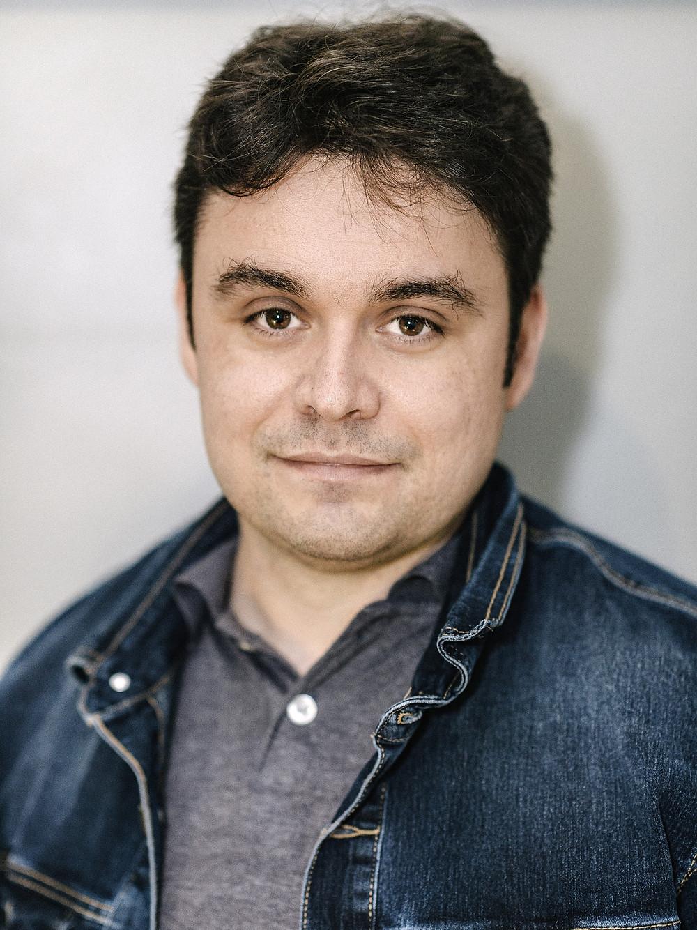 Daniel Ricci Araújo, autor