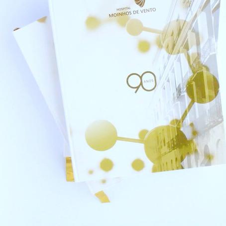 Livro celebra os 90 anos do Hospital Moinhos de Vento
