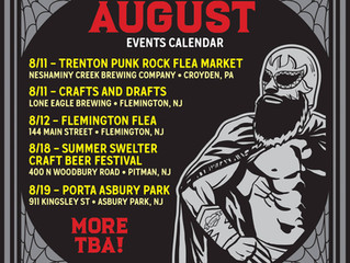 August events!