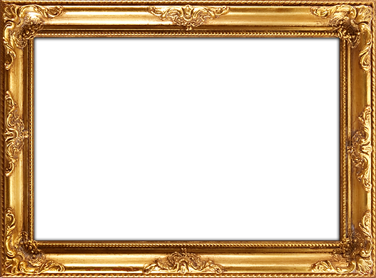 72461-picture-leaf-gold-frame-wood-mirro