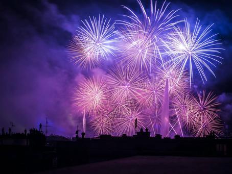 Fireworks Ahead?