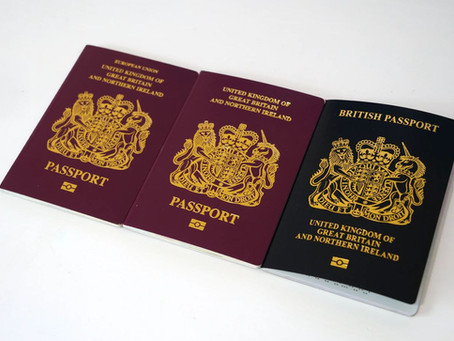 Britons could be barred from EU entry on 1 January