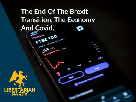 The End of the Brexit Transition