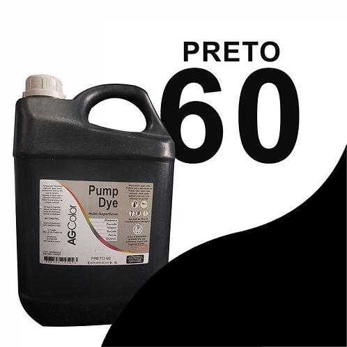 Pump Dye Preto 60 - 5L