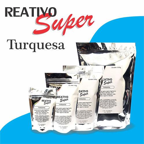 Reativo Super - Turquesa
