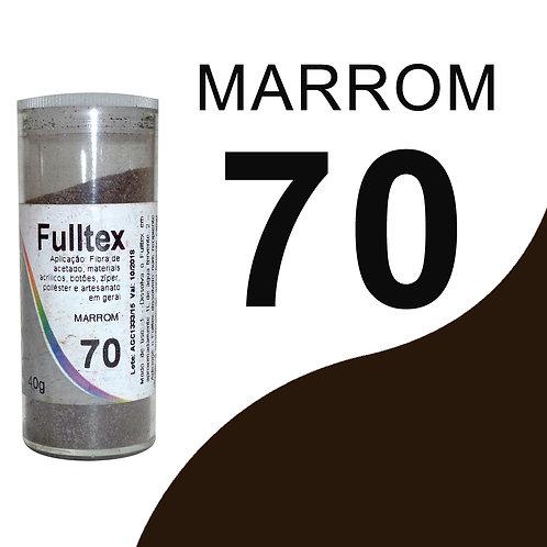 Fulltex Marrom 70 - 40g