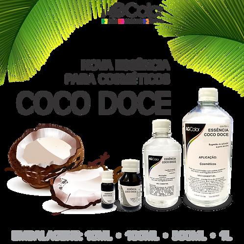 ESSÊNCIA COCO DOCE