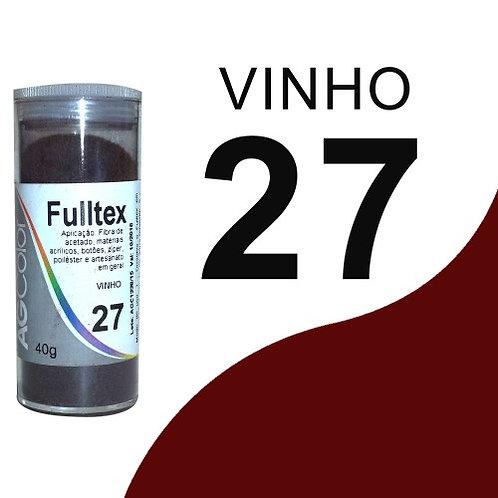 Fulltex Vinho 27 - 40g