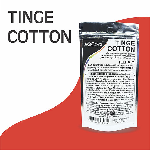 Tinge Cotton Telha 71 - 120g