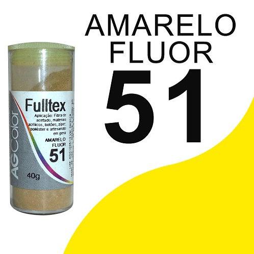 Fulltex Amarelo Fluor 51 - 40g
