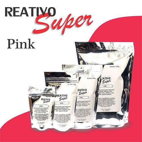 Reativo Super - Pink