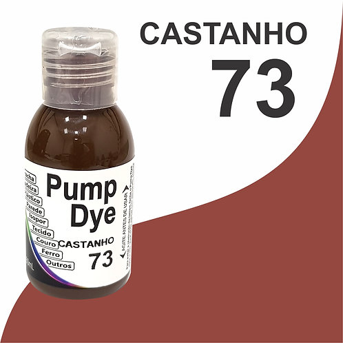 Pump Dye Castanho 73