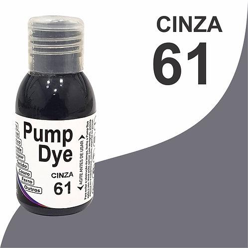 Pump Dye Cinza 61