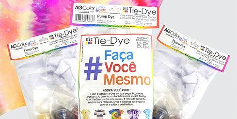Kit Tie-Dye - Pump Dye - 60mL