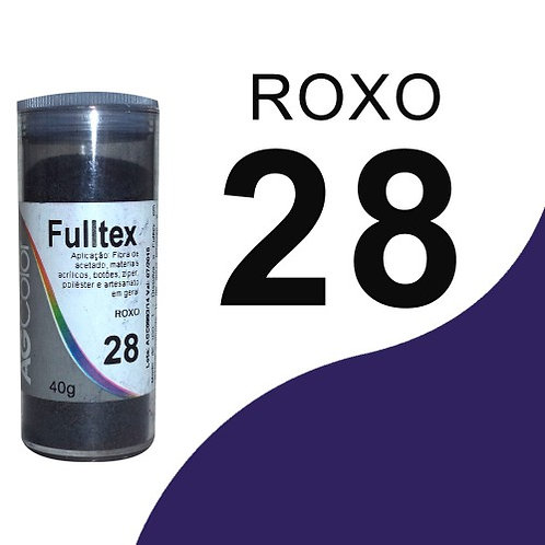 Fulltex Roxo 28 - 40g